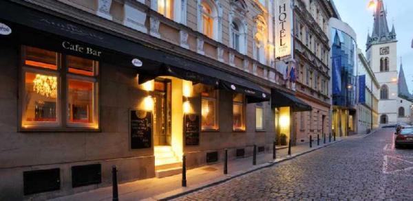 Antik City Hotel Prag